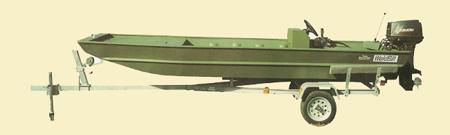 Weldbilt All Aluminum Boats